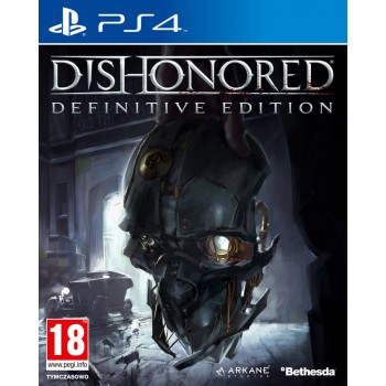 Dishonored Defenitive Edition (PS4)