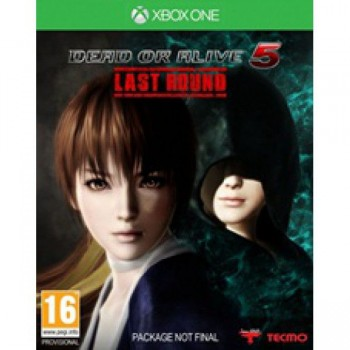 Dead or Alive 5: Last Round (Xbox One)