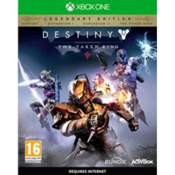 Destiny: The Taken King. Legendary Edition (XBox ONE)