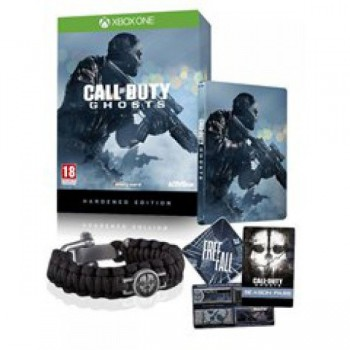 Call of Duty: Ghosts Hardened Edition (XBox One)