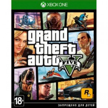 Grand Theft Auto V (GTA V) (Xbox One)