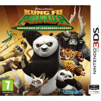 Kung Fu Panda: Showdown of Legendary (3DS)