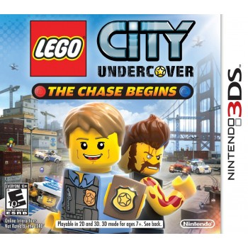 Lego City Undercover Chase Begins (3DS)