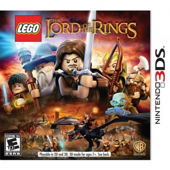 LEGO The Lord of The Rings (3DS)