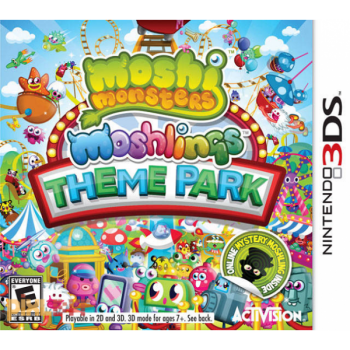 Moshi Monsters Theme Park (3DS)