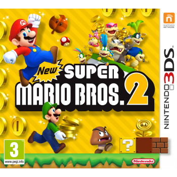 New Super Mario Bros. 2 (русская версия) (3DS)