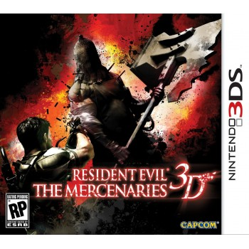 Resident Evil: The Mercenaries (3DS)