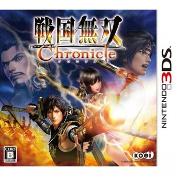 Samurai Warriors: Chronicles (3DS)
