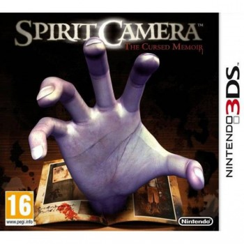 Spirit Camera: The Cursed Memoir (3DS)