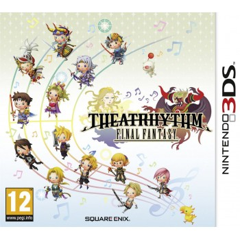The Atrhythm Final Fantasy (3DS)