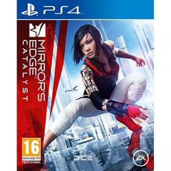 Mirror's Edge: Catalyst (русская версия) (PS4)