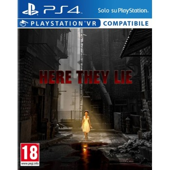Here They Lie (PS4 VR) (русская версия)