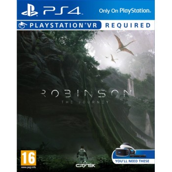 Robinson: The Journey (PS4 VR) (русская версия)