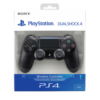 Sony Dualshock 4 V2 New CUH-ZCT2E (BLACK) / Original SONY