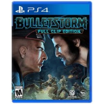 Bulletstorm: Full Clip Edition ( ч. на одном TV, ч. Online) рус. PS4