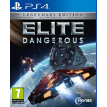 Elite: Dangerous - Legendary Edition ( ч. на одном TV, ч. Online) PS4