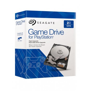 Жесткий диск HDD Seagate Game Drive для Playstation STBD2000103 2TB
