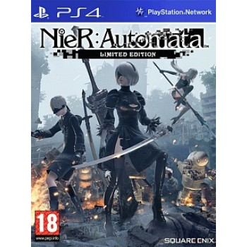Nier: Automata. Limited Edition (PS4)