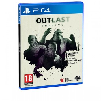 Outlast: Trinity (PS4)
