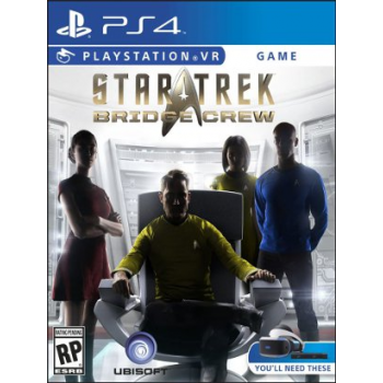 Star Trek: Bridge Crew (PS4 VR)