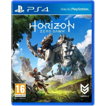 Horizon Zero Dawn Complete Edition (русская версия) (PS4)