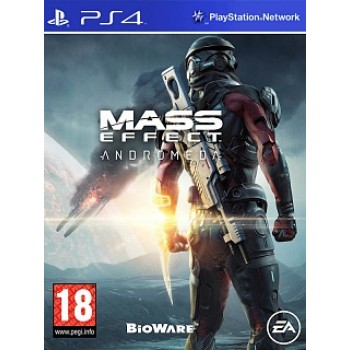 Mass Effect: Andromeda ( ч. на одном TV, ч. Online) рус. PS4
