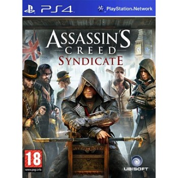 Assassin's Creed Syndicate (Синдикат) (PS4)