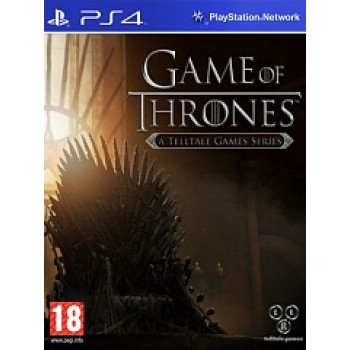 Game of Thrones: A Telltale Games Series (русская версия) (PS4)