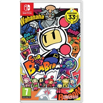 Super BomberMan (  Switch)