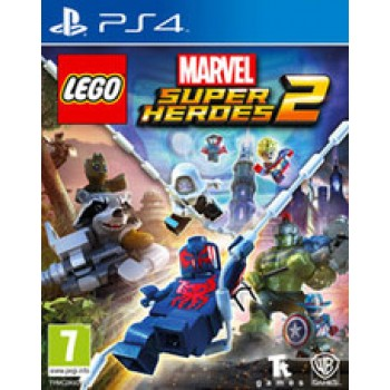 LEGO Marvel Super Heroes 2 ( ч. на одном TV, ч. Online) рус. PS4